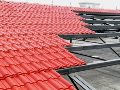 轻型坡屋面系统
