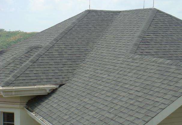 沥青瓦屋面系统