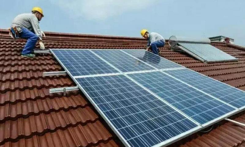 太阳能屋面系统